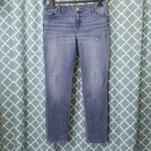 Simply Vera Skinny Jeans in size 12